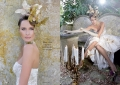 wedding-gold-makeup-butterflies